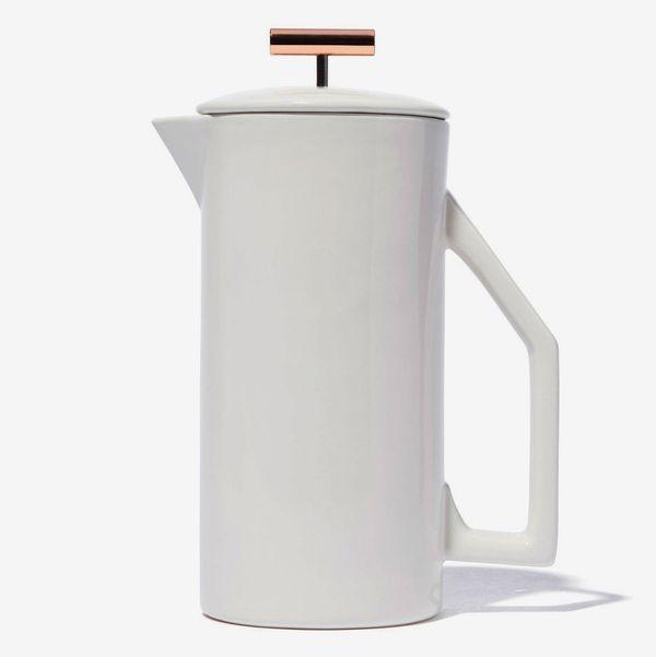 Yield Design Ceramic French Press
