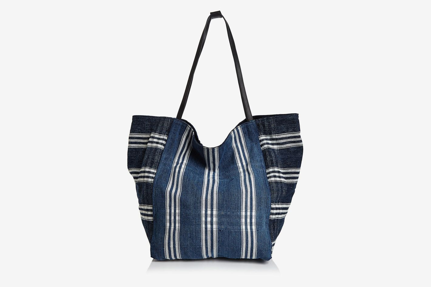 Elizabeth And James Teller Stripe Tote