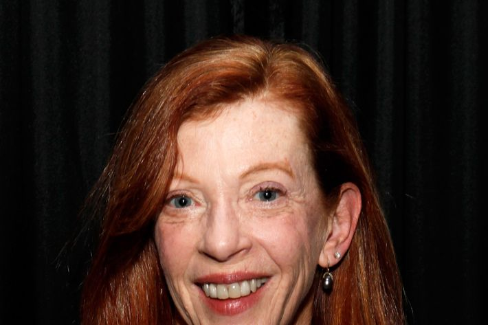 Author Susan Orlean