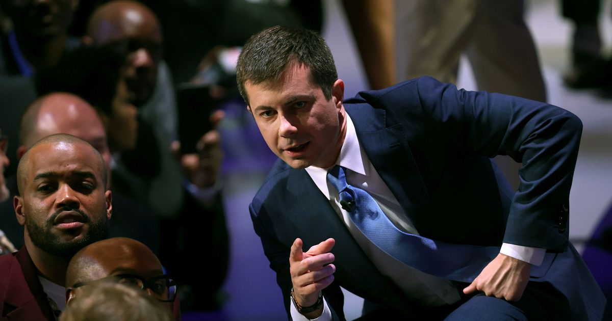 Buttigieg's Plan to Stay Alive in the Primaries