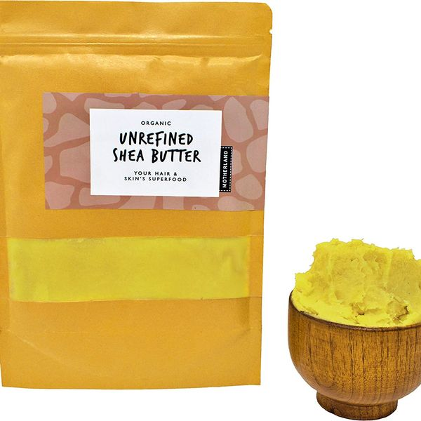 Motherland Unrefined African Shea Butter