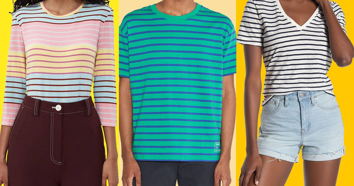 29 Striped Tees For 29 Different Stripes Obsessives