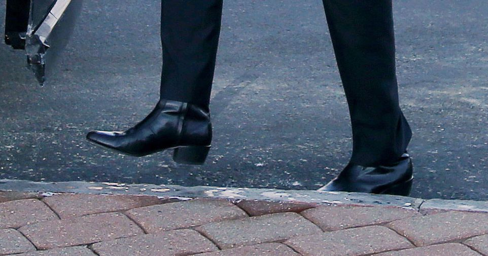 0ecfc0118e5 A Vote for Marco Rubio Is a Vote for Men's High-Heeled Booties