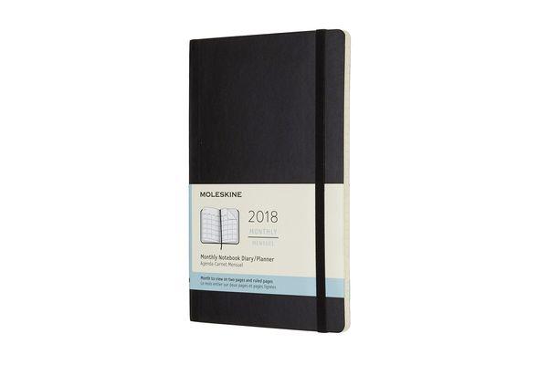 Moleskine Monthly Planner