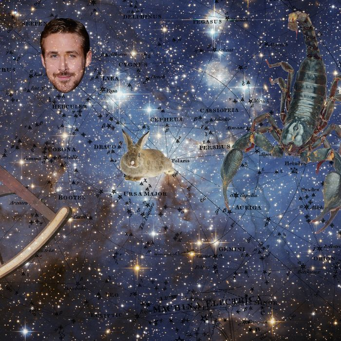 Astrology GIFs for the Week of December 9, 2013