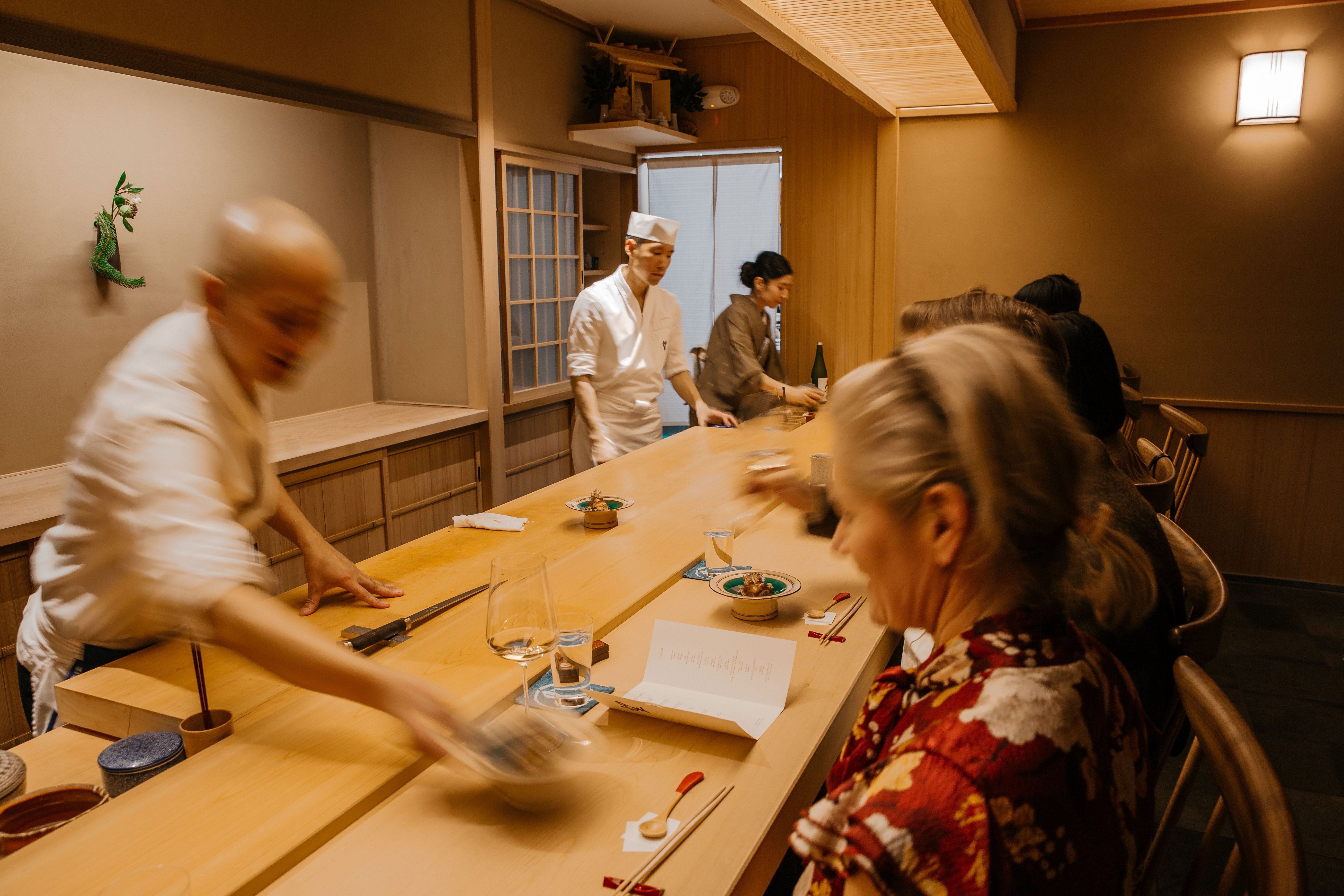 The Absolute Best Sushi in New York