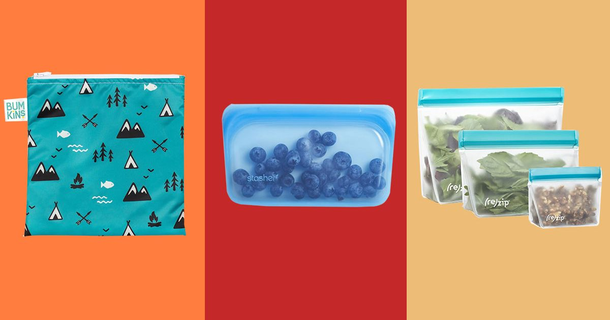 Wrap Makeup Reusable Freezing Fruit Storage Fresh Food Storage Bag Zipper Pouch