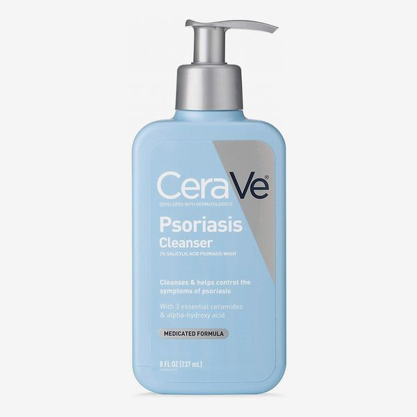 CeraVe Cleanser for Psoriasis Treatment