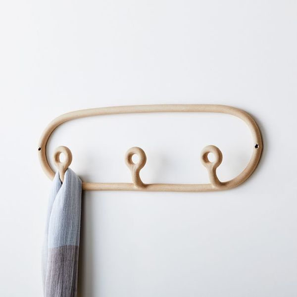 SIN Ceramic Trio Coat Rack - Speckled