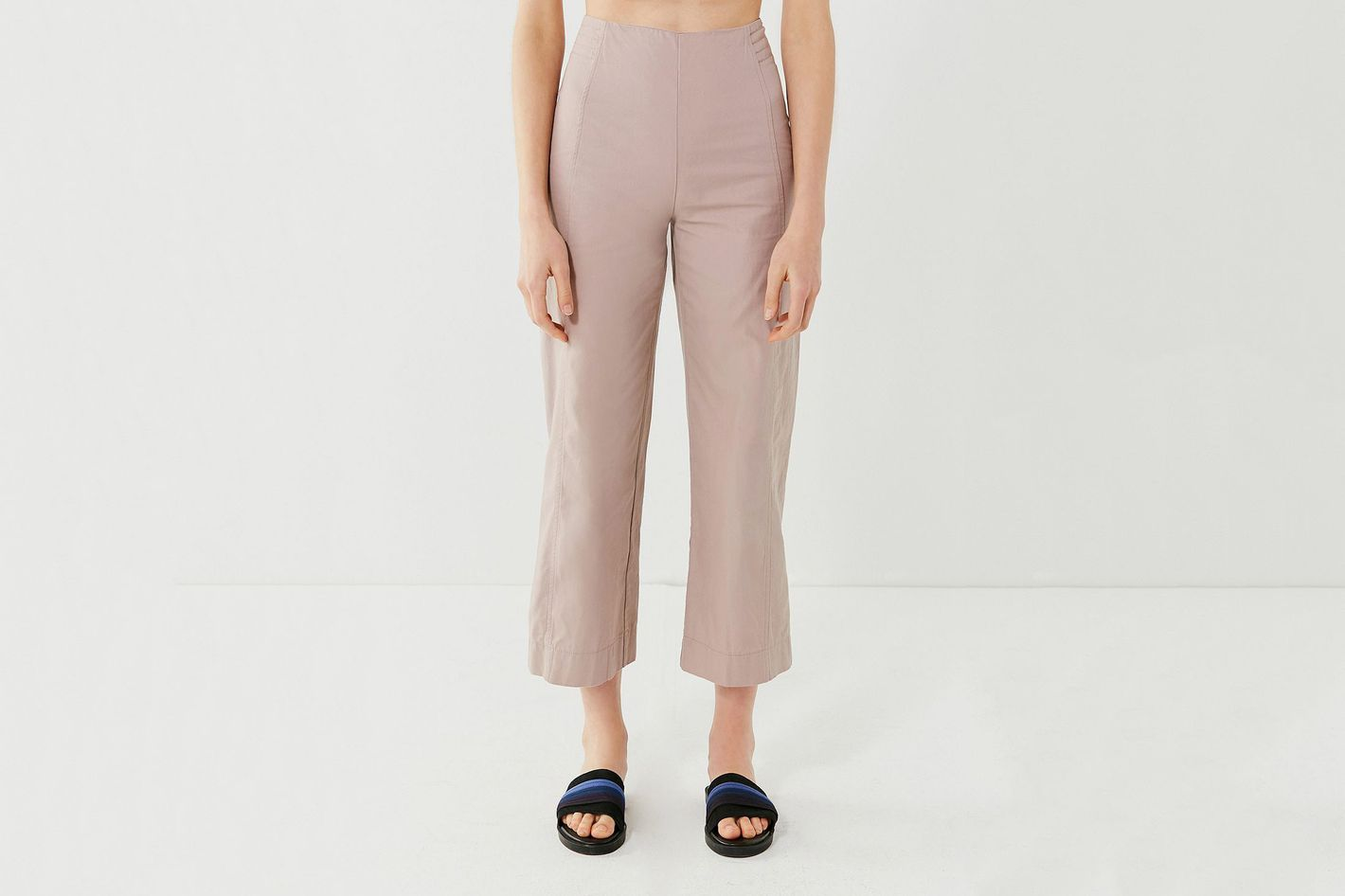 UO Dora High-Rise Wide-Leg Pant