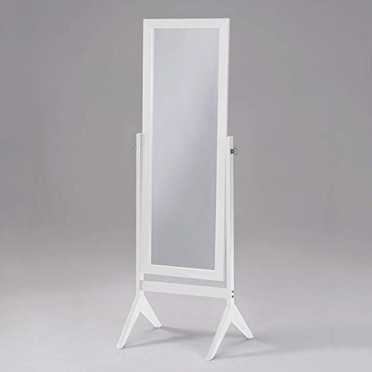 8 Best Full Length Mirrors To 2019, Free Standing Swivel Mirror