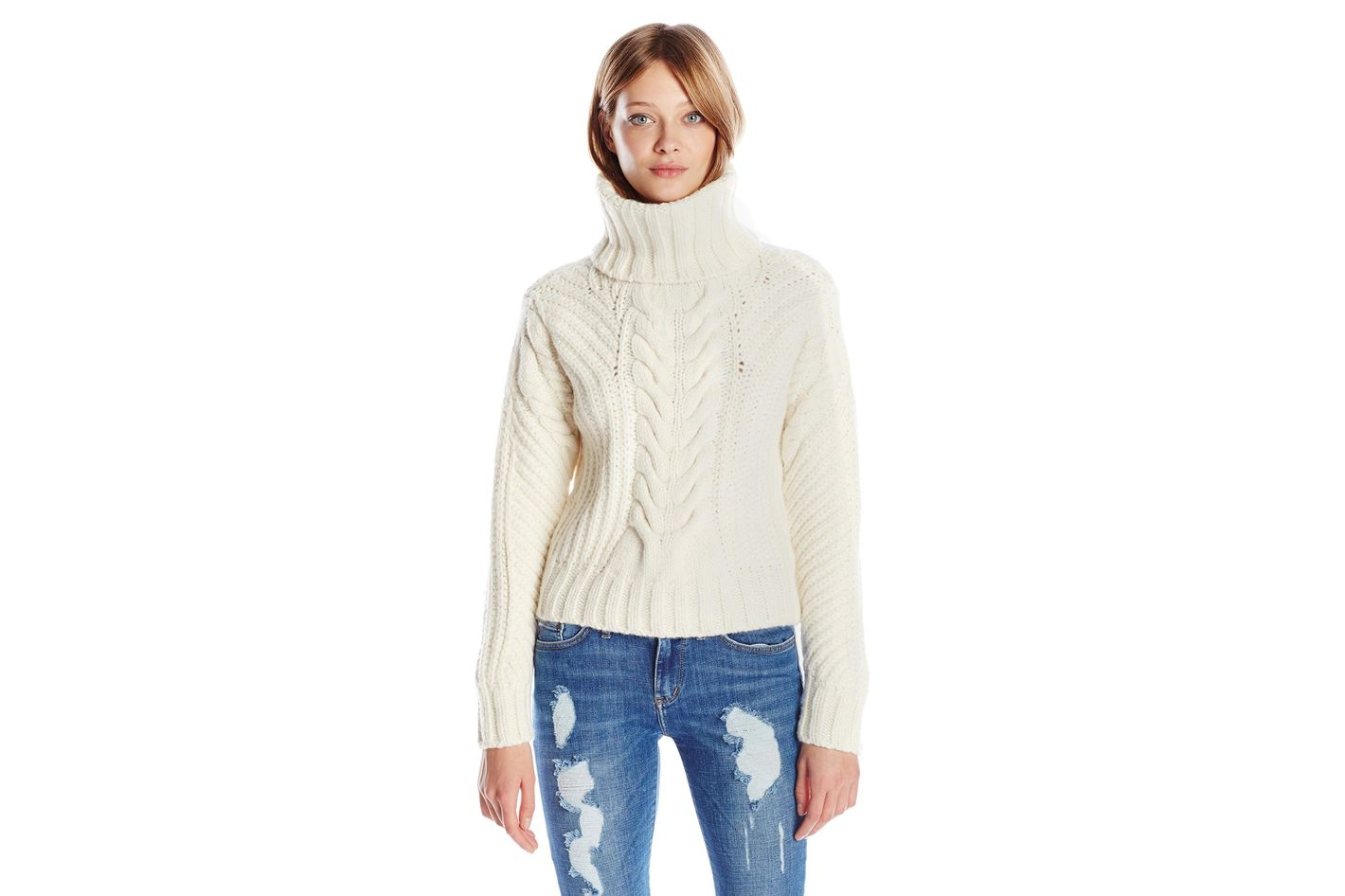 Tommy x Gigi Women's Chunky Knit Cable