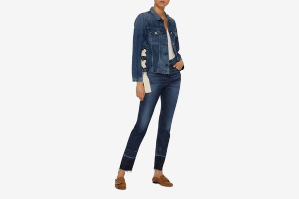 3x1 W4 Shelter High-Rise Cropped Jeans