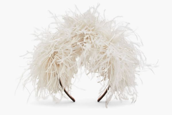 Loewe Feather Headband