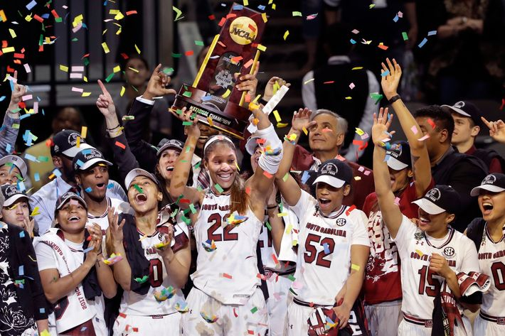 South Carolina Women's Hoops Team Turns Down White House