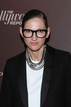 Jenna Lyons attends The Hollywood Reporter 35 Most Powerful People In Media Celebration at The Four Seasons Restaurant on April 16, 2014 in New York City.