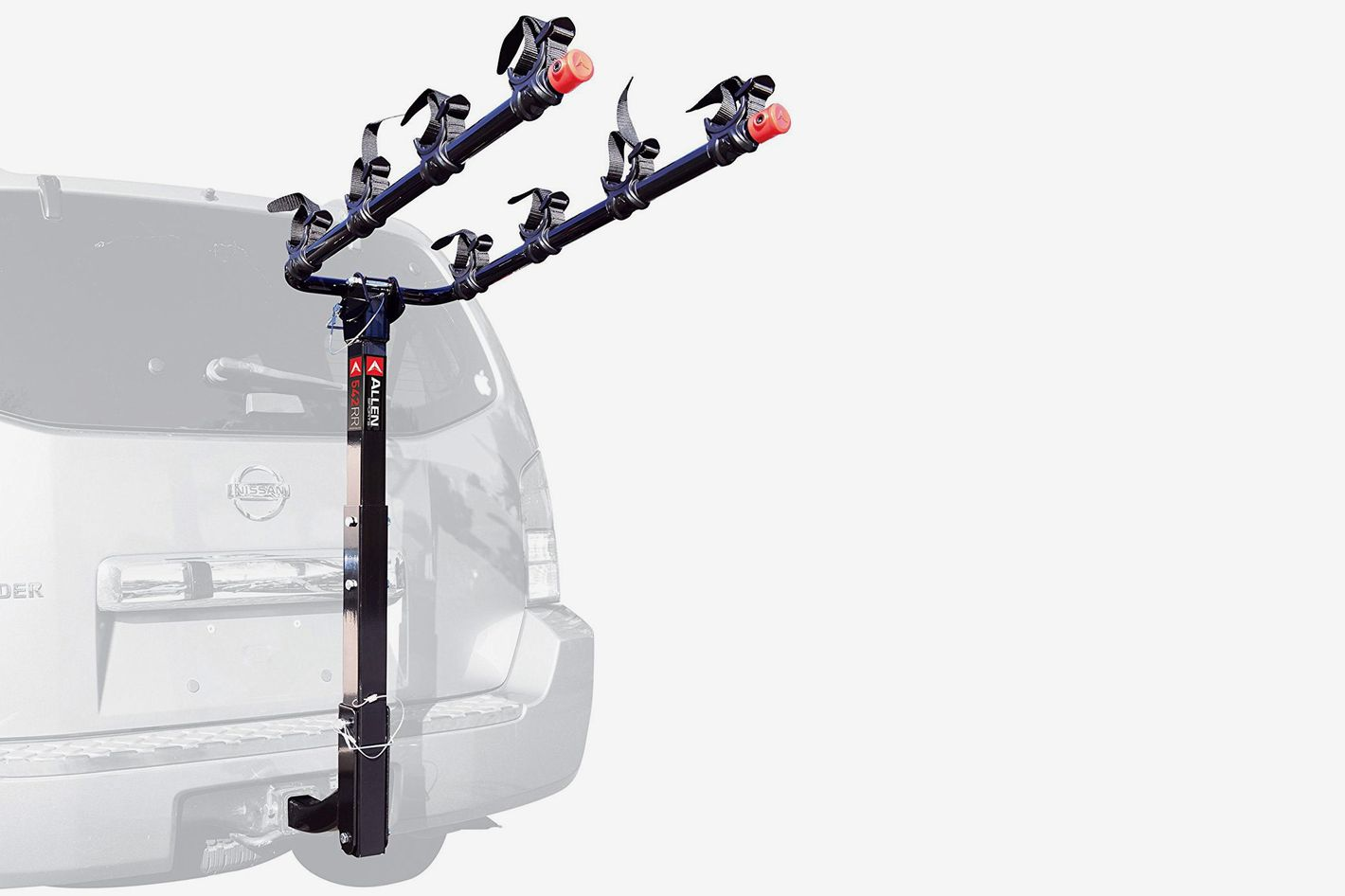 Allen Sports Deluxe 4-Bike Hitch Mounted Bike Rack