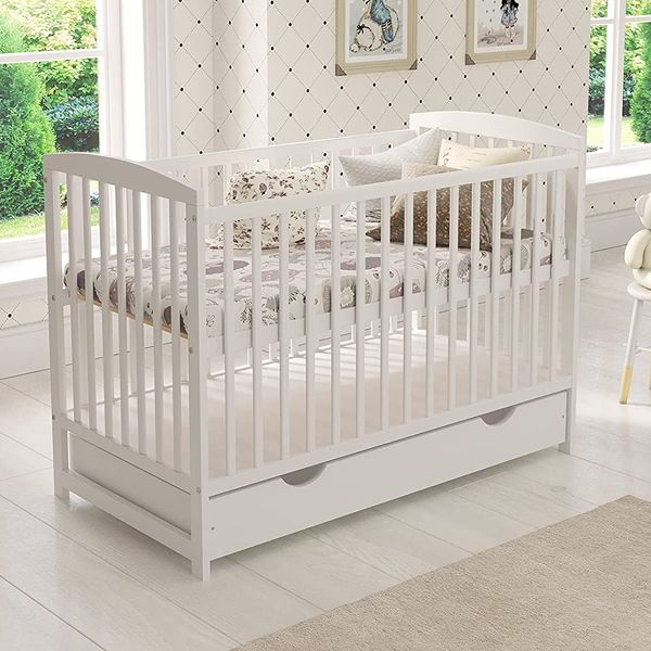 Love for Sleep Jacob Wooden Baby Cot