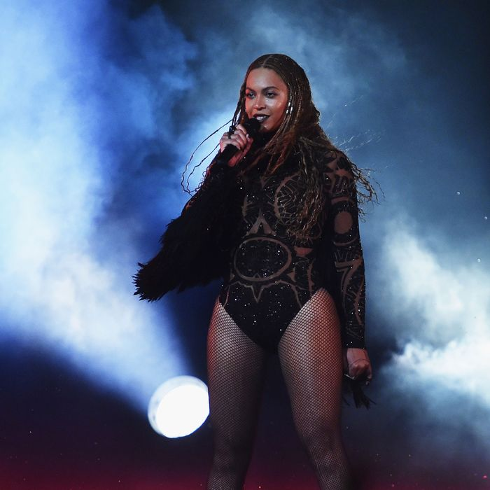 Beyoncé is using her platform for good.
