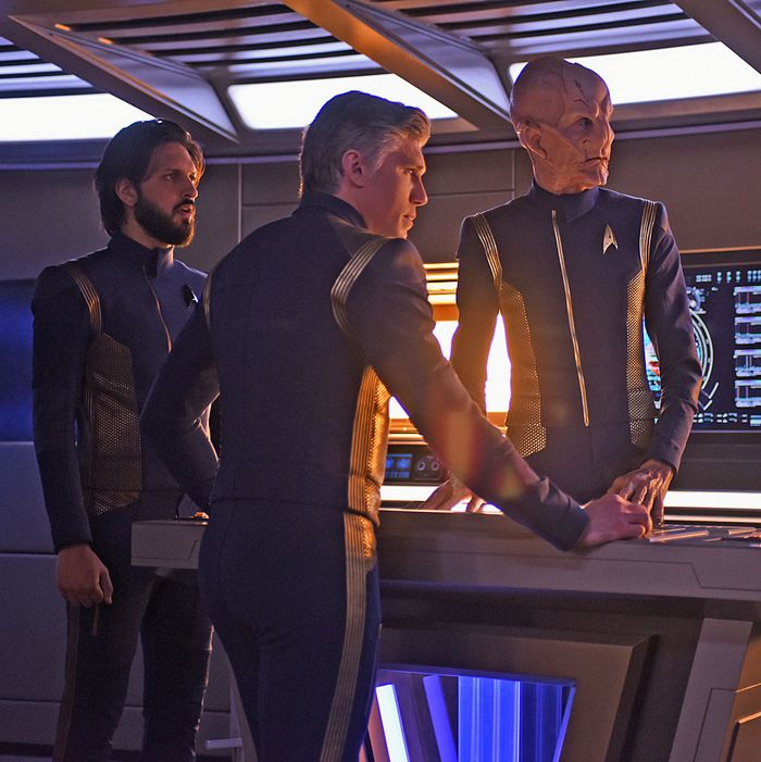Star Trek Discovery Episode 11