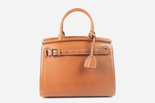 Calfskin Medium RL50 Handbag