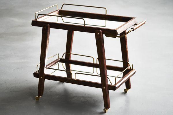 The Bachelor Bar Cart