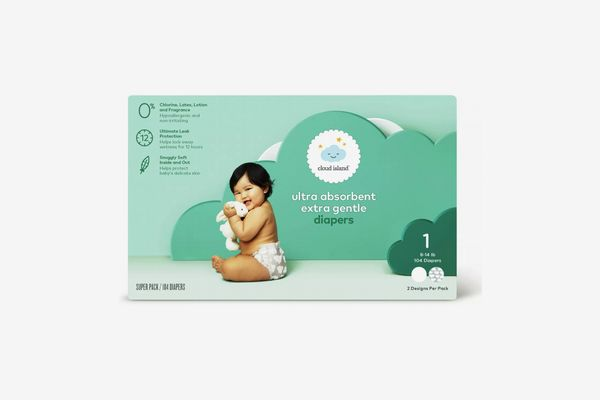 Cloud Island Club Pack Diapers
