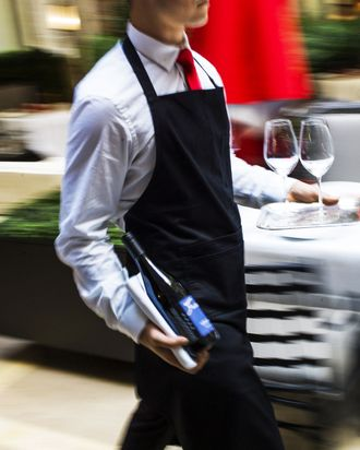 Rude Fired Waiter Files Lawsuit Saying He S Just French