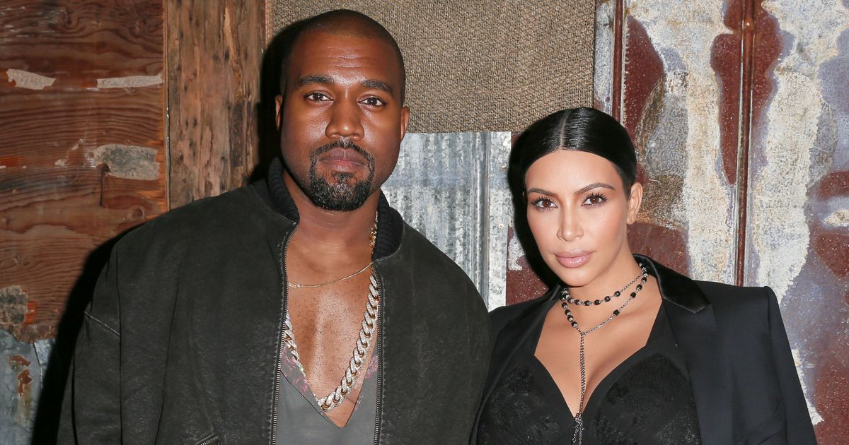 Kanye Made Kim Open 150 Boxes for Christmas