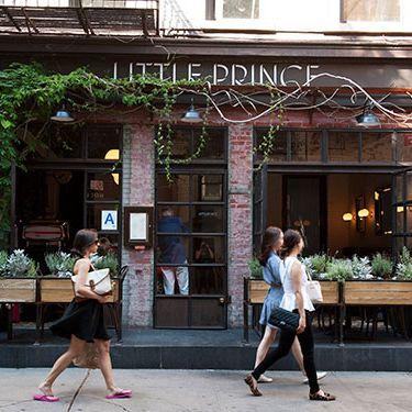 Little Prince is offering a $35 prix fixe menu.