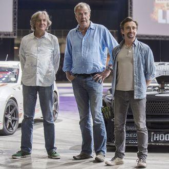 ExTop Gear Trio Will Make A Car Show For Amazon Prime - Car show on amazon