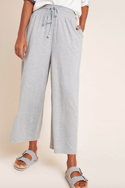 Saturday/Sunday Lisa Cropped Wide-Leg Pants