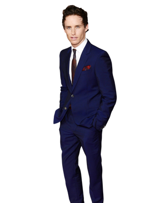 Eddie Redmayne attends the