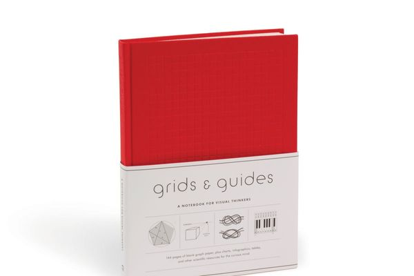 Princeton Architectural Press Grids & Guides: A Notebook for Visual Thinkers