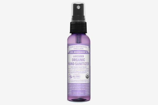Dr. Bronner's Lavender Hand Sanitizing Spray