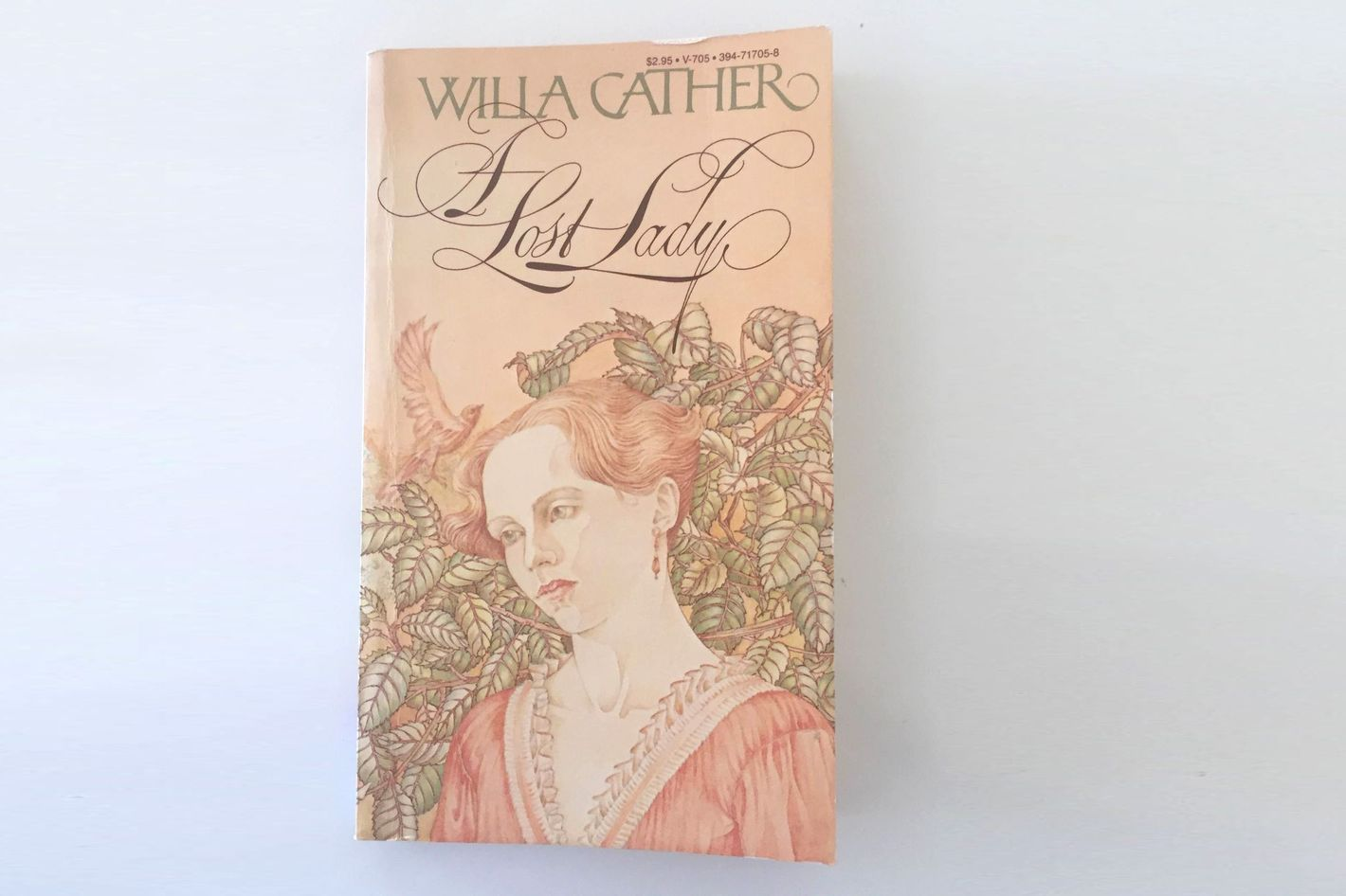 """A Lost Lady,"" by Willa Cather"