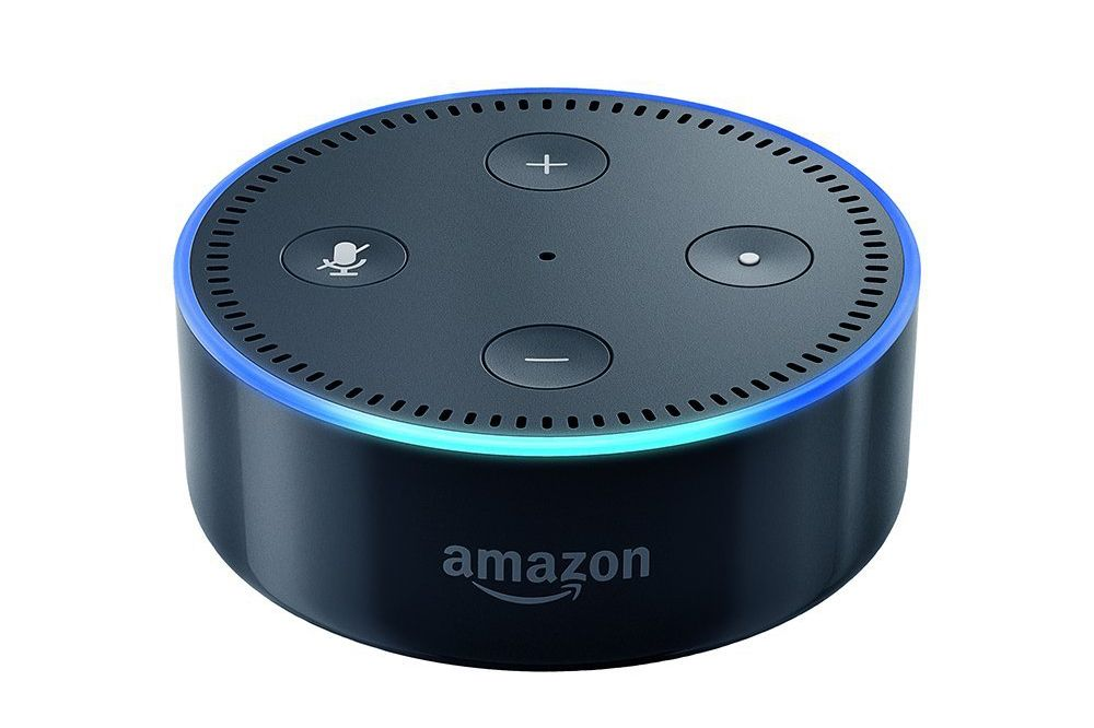 Echo Dot (2nd Generation) — Black