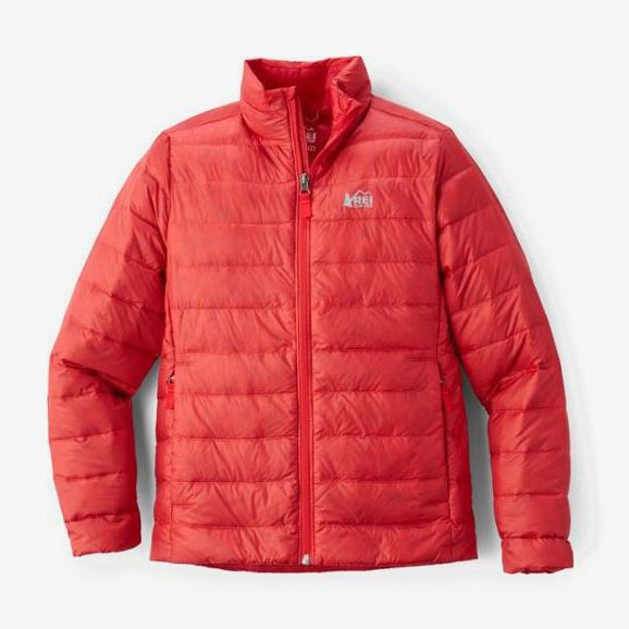 rei ed kids down jacket The 29 Best Deals From REI's Labor Day Sale