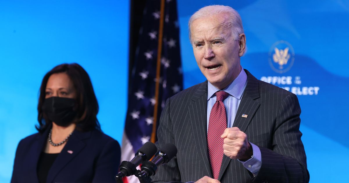 Here's How to Watch the 2021 Presidential Inauguration of Joe Biden
