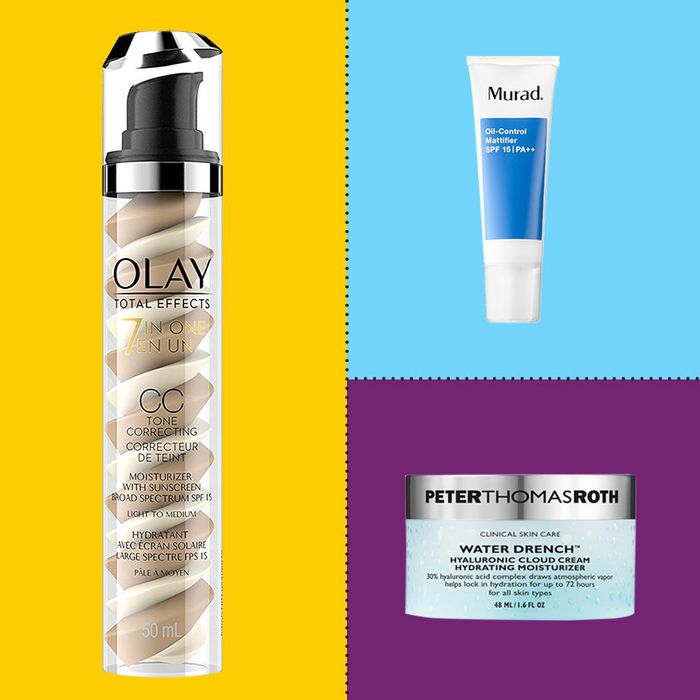 best affordable skin care products 2019 10 Best Moisturizers for Oily Skin 2019