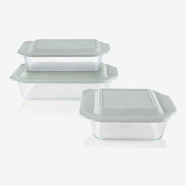 Pyrex Deep Baking Dish Set (6-Piece)