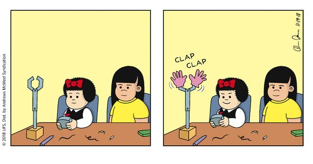 Nancy' Comic Artist Olivia Jaimes Gives Extended Interview