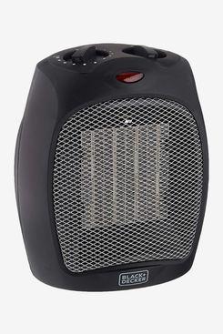 Black + Decker Desktop Ceramic Electric Space Heater