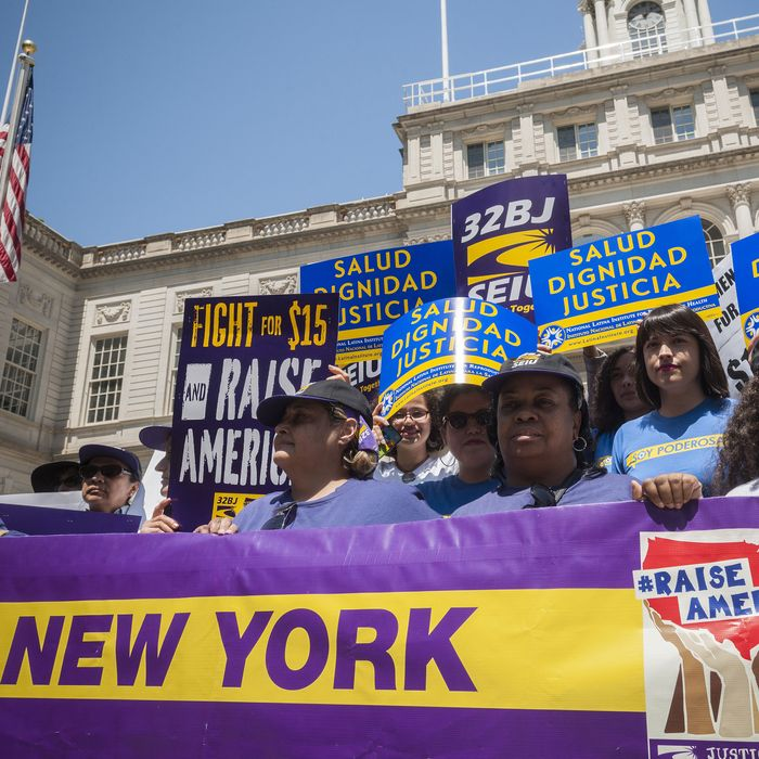 The move is being heralded as a big victory for wage-increase advocates.