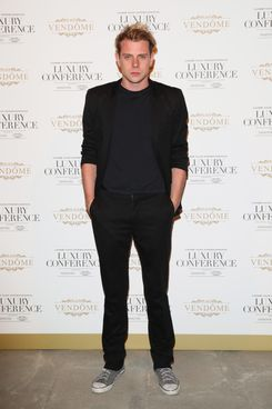 Designer JW Anderson attends the Conde' Nast International and Place Vendome Qatar Party at Palazzo Corsini on April 22, 2015 in Florence, Italy.