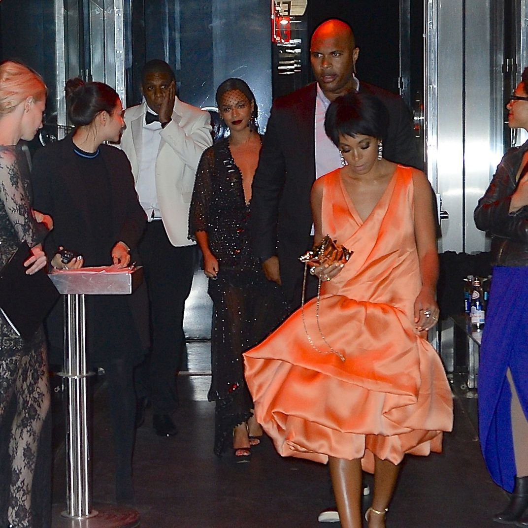 dress - Knowles solange already hands zimmermanns spring collection video