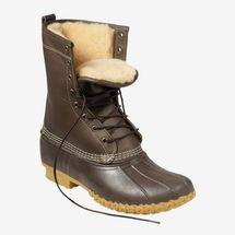 "L.L. Bean Men's Bean Boots, 10"" Shearling-Lined"