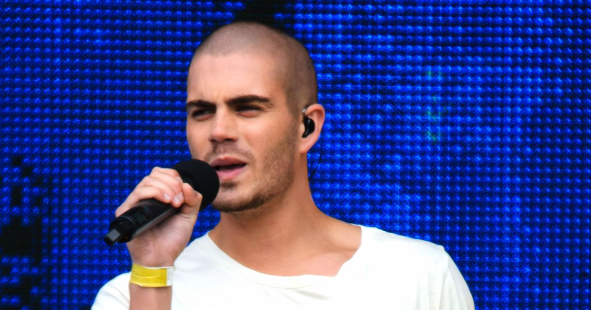 Lucy dating max from the wanted