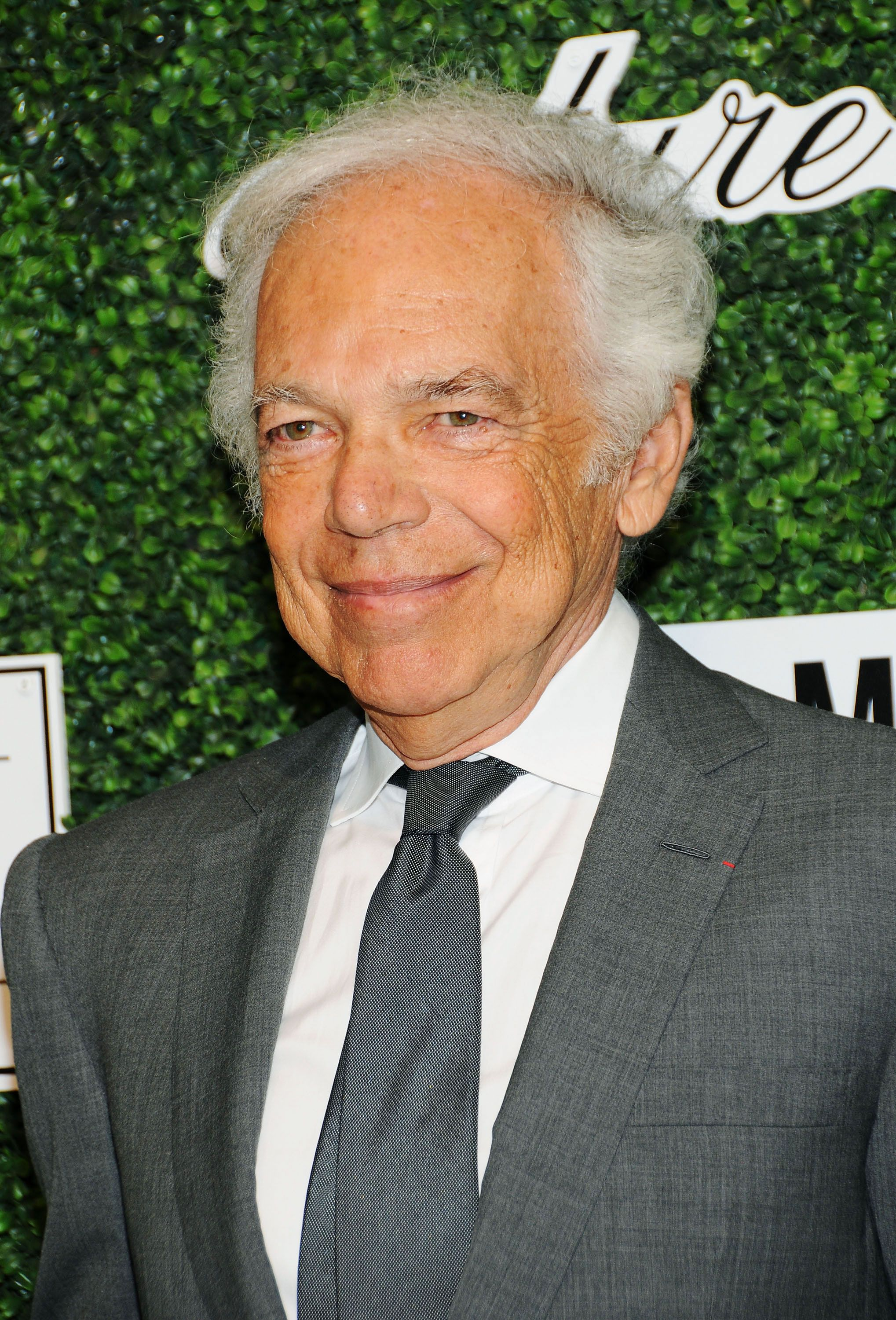 Ralph Lauren Is Working on a Memoir