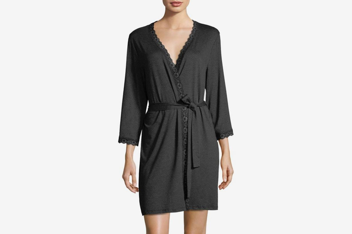 Hanky Panky Three-Quarter Sleeve Robe